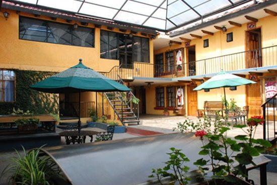 Hotel Misión Colonial
